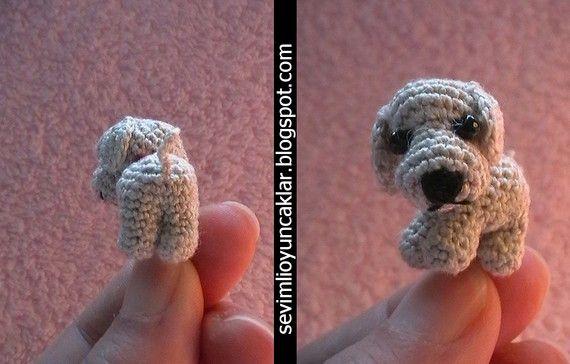 Amigurumi 0.9 inc Miniature Dog Pattern | Pinterest | meine Kinder ...