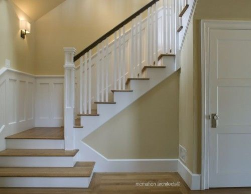 Best Door Wall Molding Stair Case Love Traditional 400 x 300