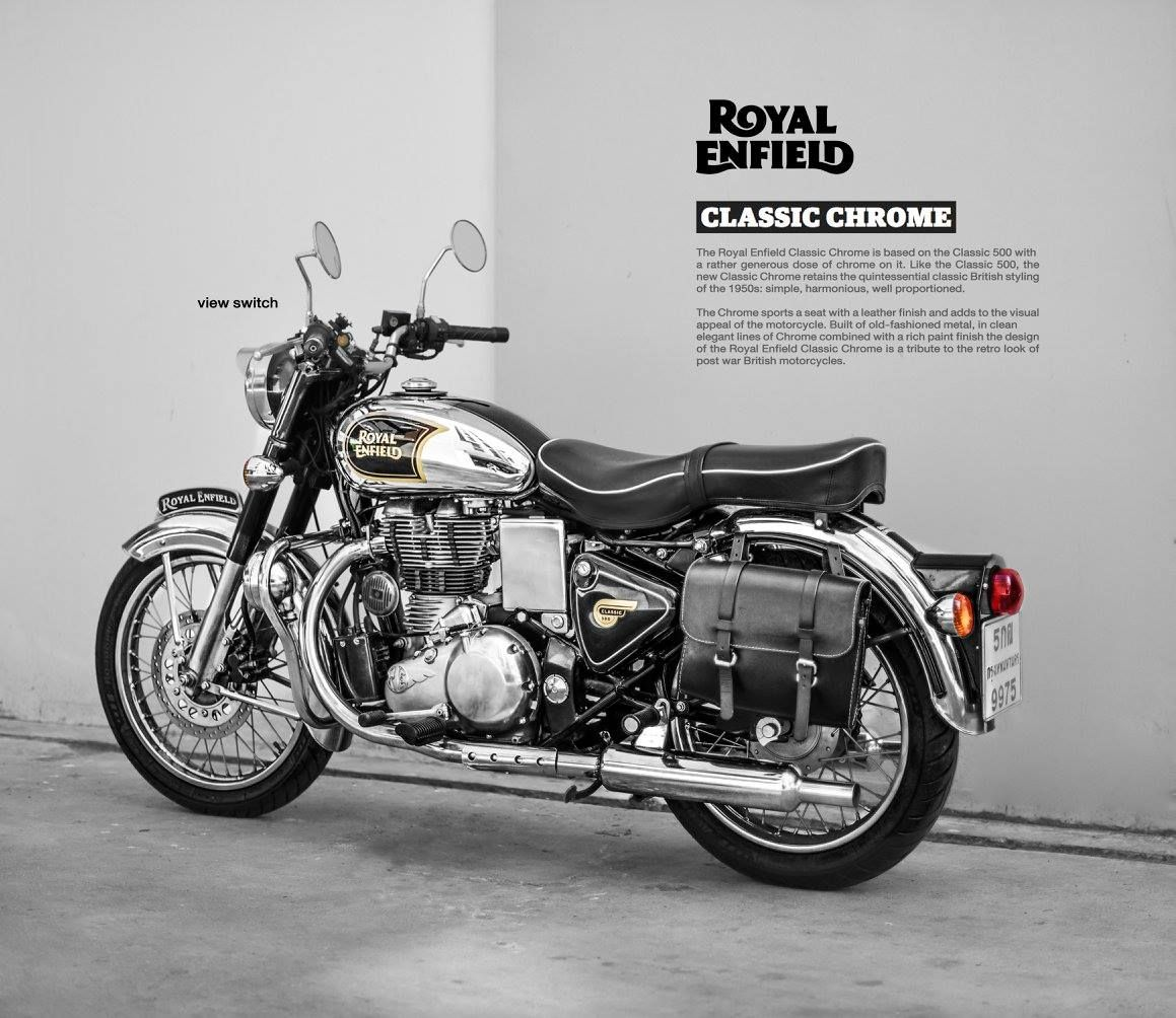 Royal Enfield Classic 500 Royal Enfield