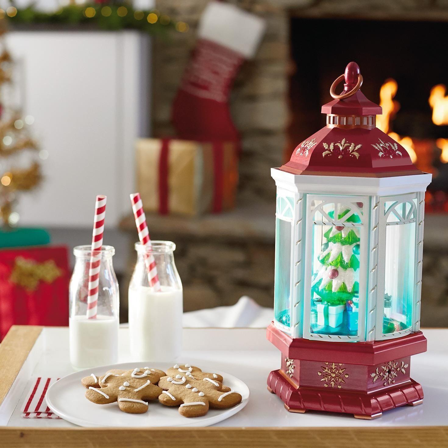 Hallmark Christmas Lantern Table Decoration With Light ...