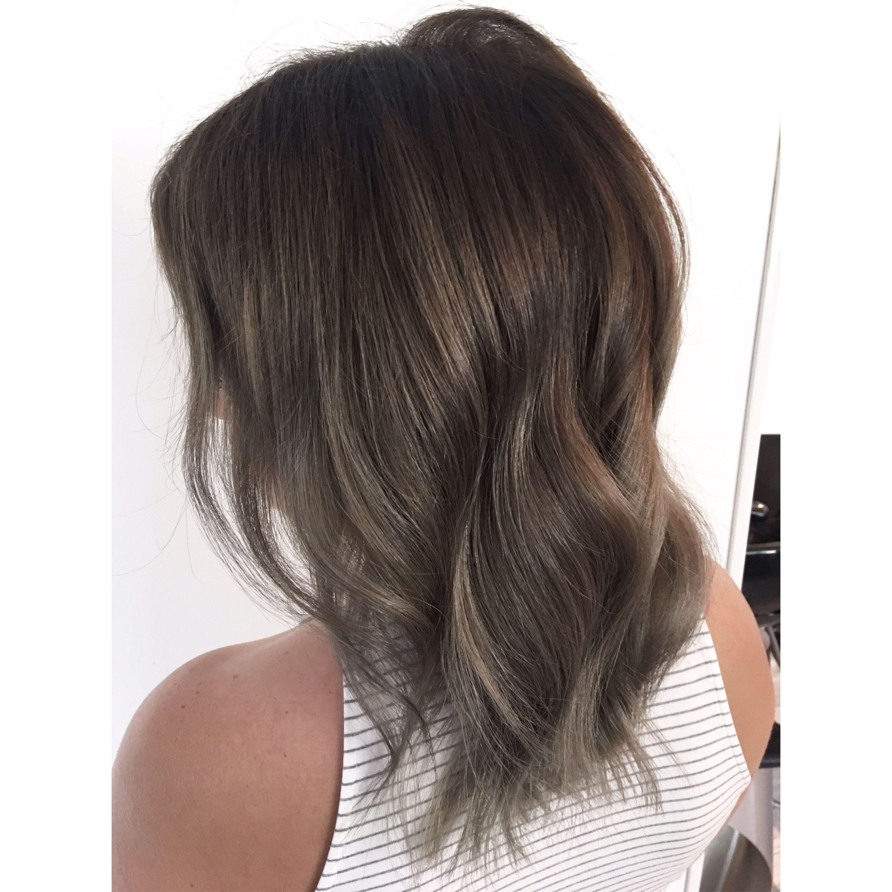 Shades Grey grey greyhair greyombre ombre silver silverhair