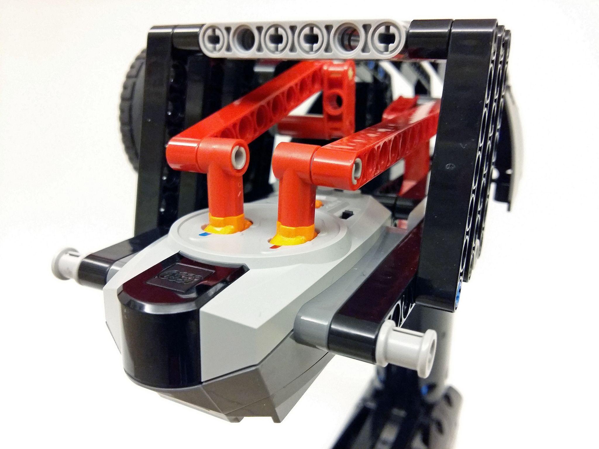 Lego Technic Controller
