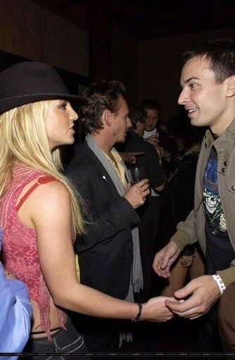 Jimmy fallon britney spears dating anyone