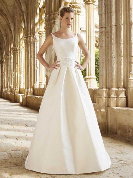 Brautkleider 2015: Die schönsten Modelle für den Frühling ...