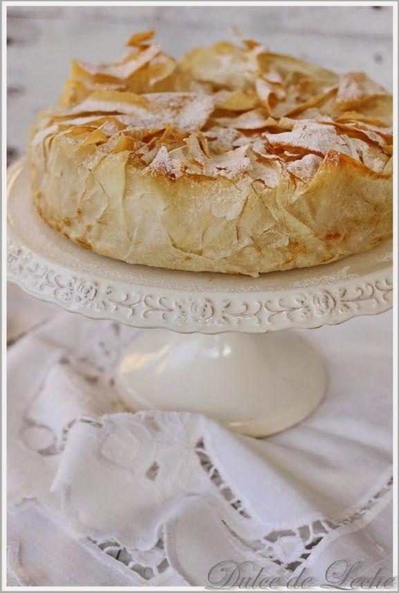 Dulce de Leche: Štrúdľová torta