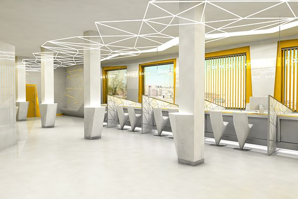 retail bank. Bank Interior DesignInterior ...
