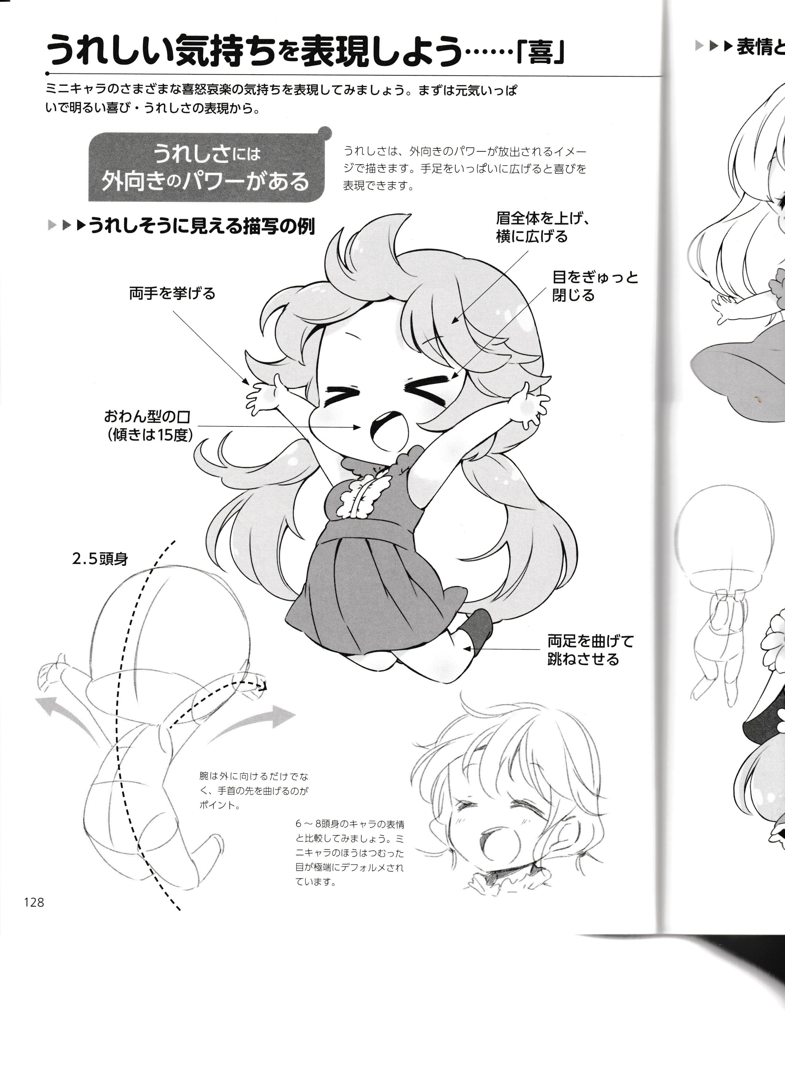 DHL How to Draw Moving Character Design Illustrations Anime Manga Art Guide Book