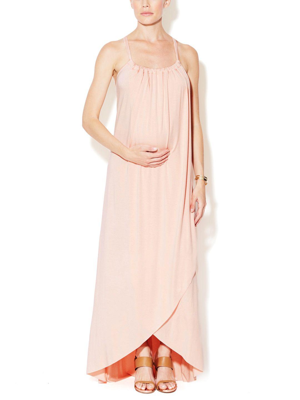 2381093979ba Jeannie Maxi Dress by Rachel Pally Maternity at Gilt | if all my ...