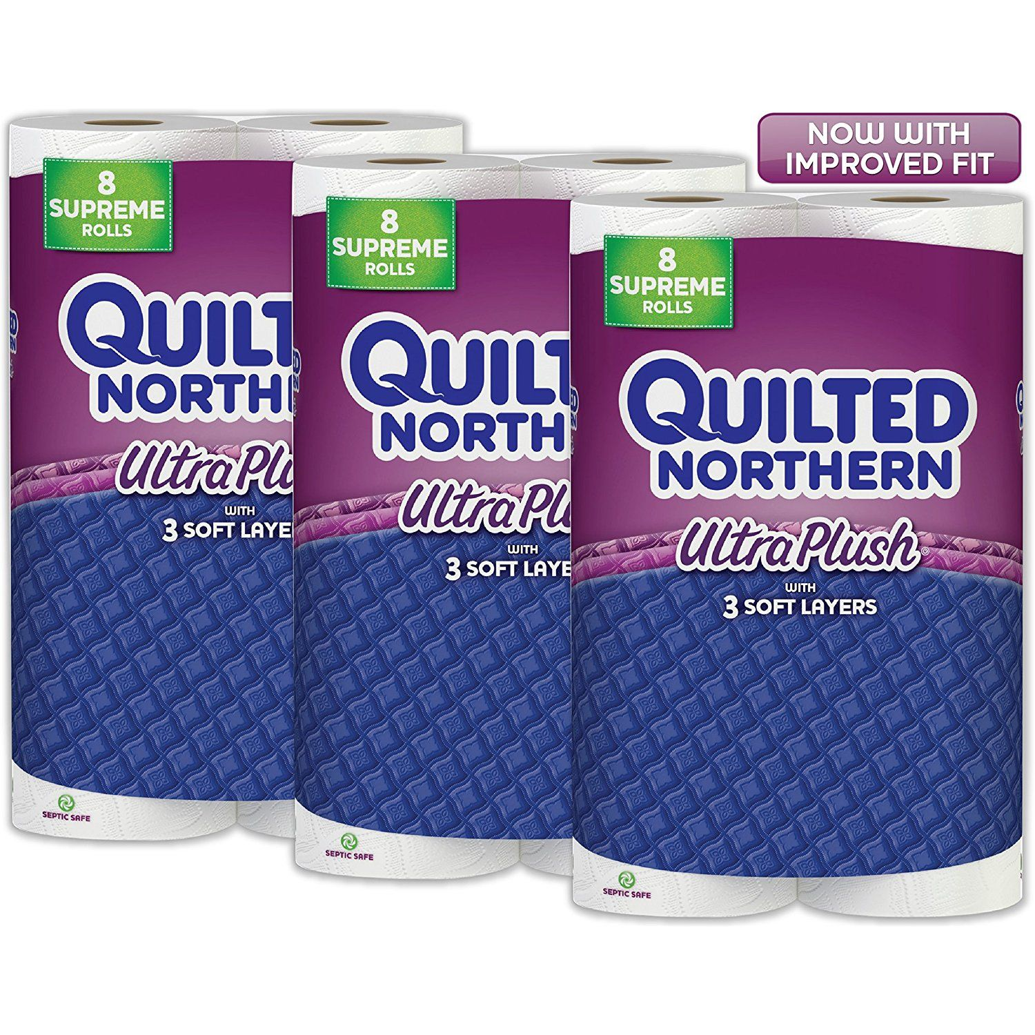 tissue quilt northern plush toilet supreme quilted ultra paper rolls new bath count