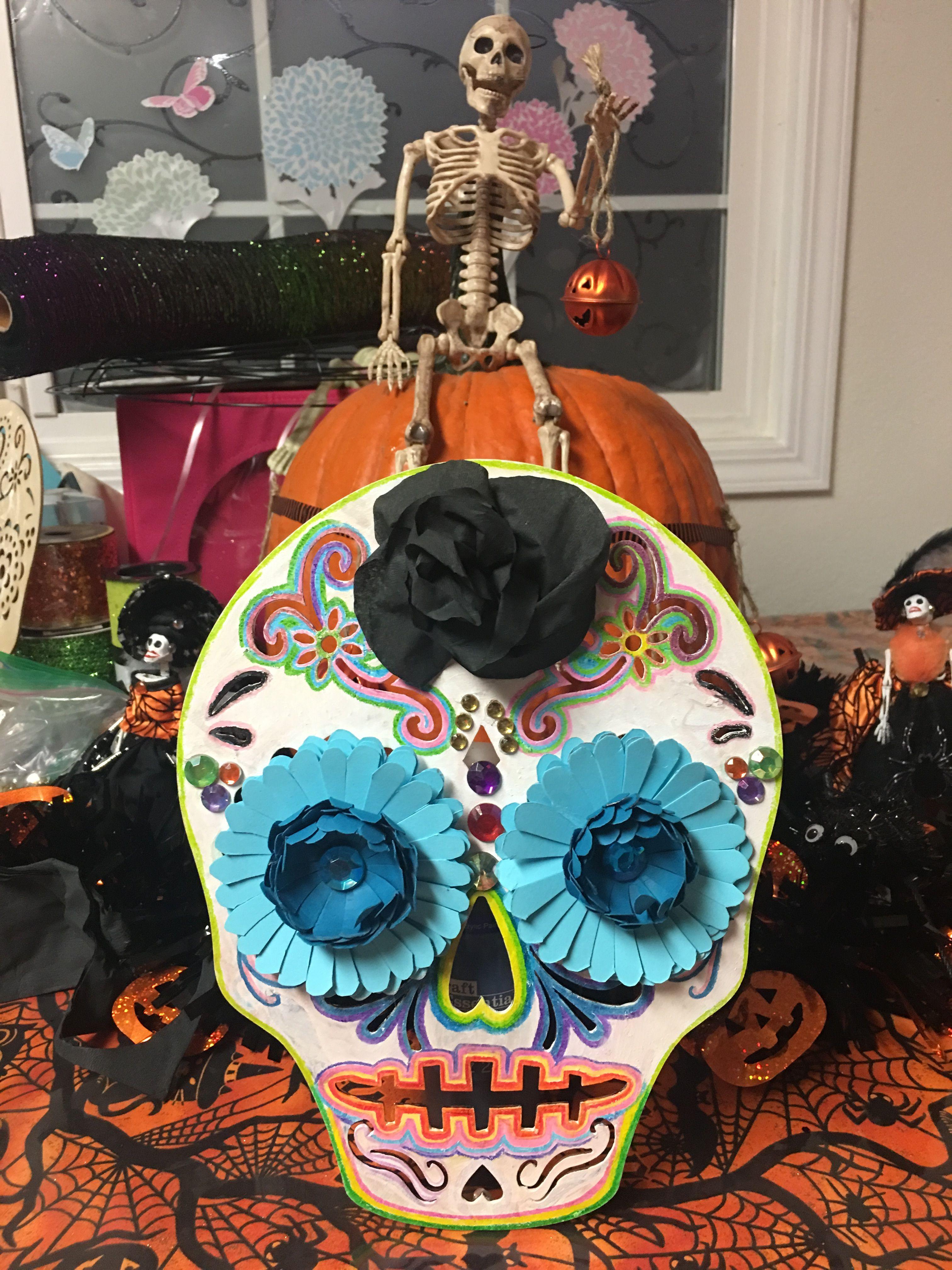 Hermosa Hoja Para Colorear Cráneo Cresta - Ideas Para Colorear ...