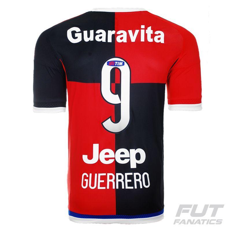 555b7a03c9 Camisa Adidas Flamengo 450 9 Guerrero Somente na FutFanatics você compra  agora Camisa Adidas Flamengo 450