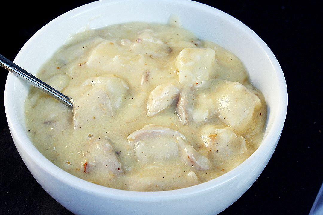 Chicken and Dumplings using biscuits Recipes, Dumplings