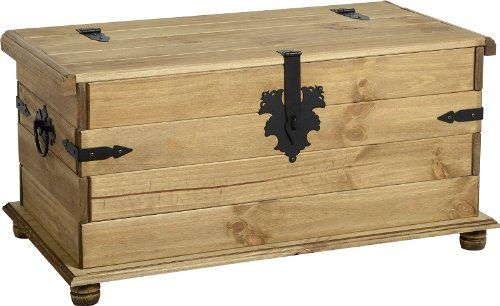 Mercer\'s Furniture Corona - Baúl: Amazon.es: Hogar | сундуки ...