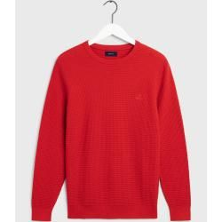 Photo of Gant Signature Weave Sweater (rot) GantGant