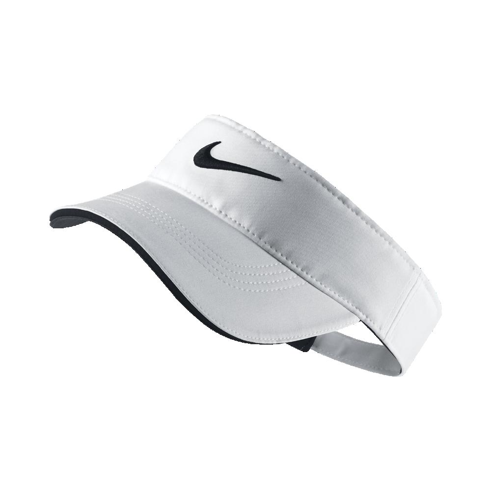 3f822948a Nike Tech Tour Adjustable Golf Visor (White)   Products   Nike visor ...