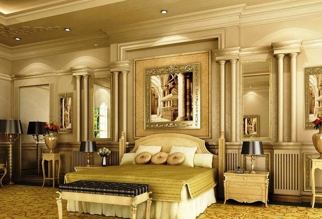 interior design french style bedroom | ... Classical Style For ...