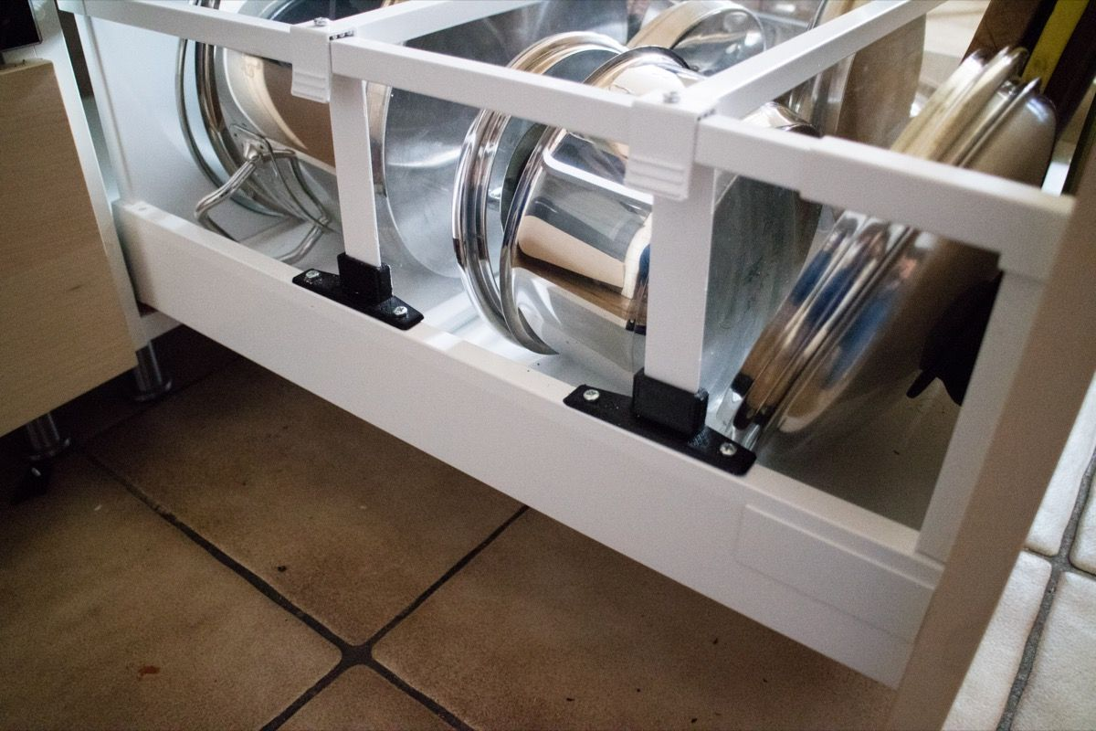 How-to: Reinforce the Maximera Drawer Dividers | handy