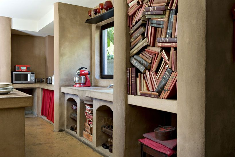 Decorating Your Home With Books: 20 Ideas   Decoholic