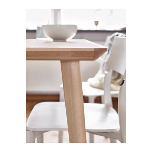 LISABO Mesa Chapa fresno 140 x 78 cm | comedor | Pinterest | Ikea ...