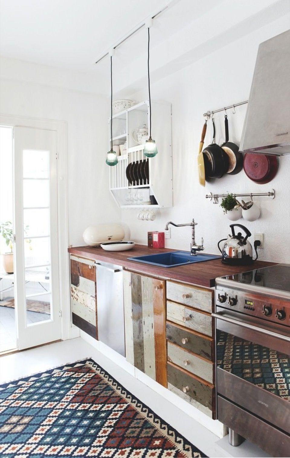 Back in genbrugsguttens apartment | Boligmagasinet.dk
