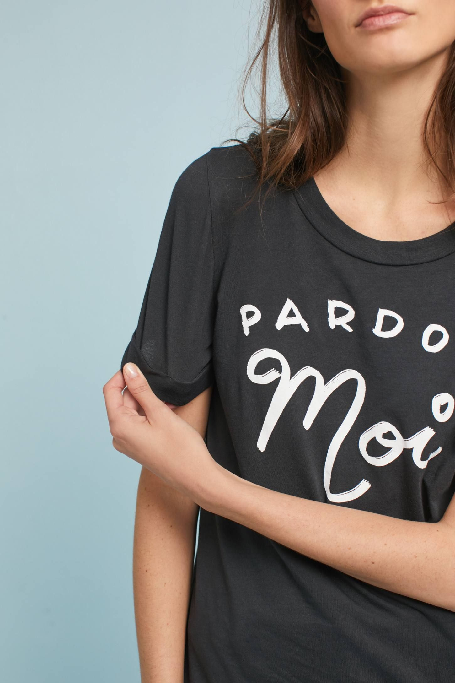 093da7d2 25% Off for a limited time | Shop the Sol Angeles Cuffed Graphic Tee and  more Anthropologie at Anthropologie today. Read customer reviews, discover  product ...