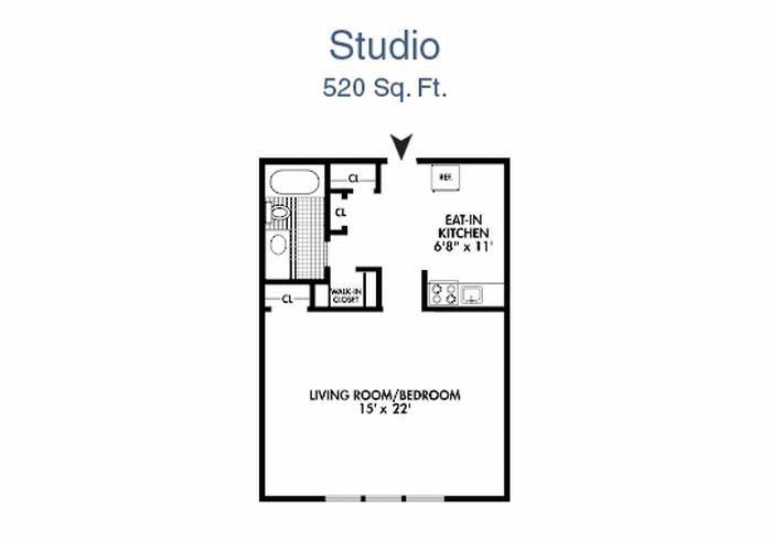 Senior Studio Apartments For Rent
