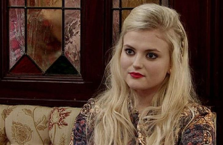 Lucy Fallon Might Be One Of The Youngest Stars In The Soap Opera World Right Now But It Looks Like Sh Coronation Street Coronation Street Spoilers Lucy Fallon
