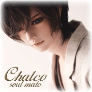 Such a handsome looking guy. I didn't know Chalco was this gorgeous til this version released!  #bjd #soom