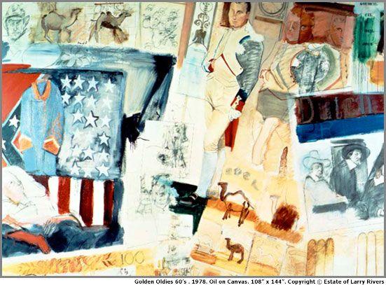 Resultado de imagen para larry rivers paintings