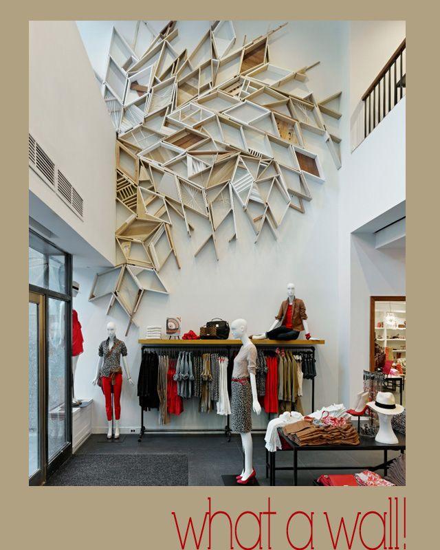 Four Ways To Better Interior Design Installations: Post 4 J.Crew Wall Art, Christopher Bettig, Mountain Label