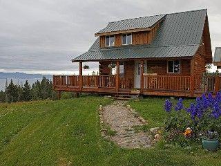 Superieur Homer Cabin Rental: Glacier View Getaway On Kilcher Family Homestead |  HomeAway