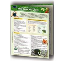 Excalibur Info Chart: Raw Kitchen