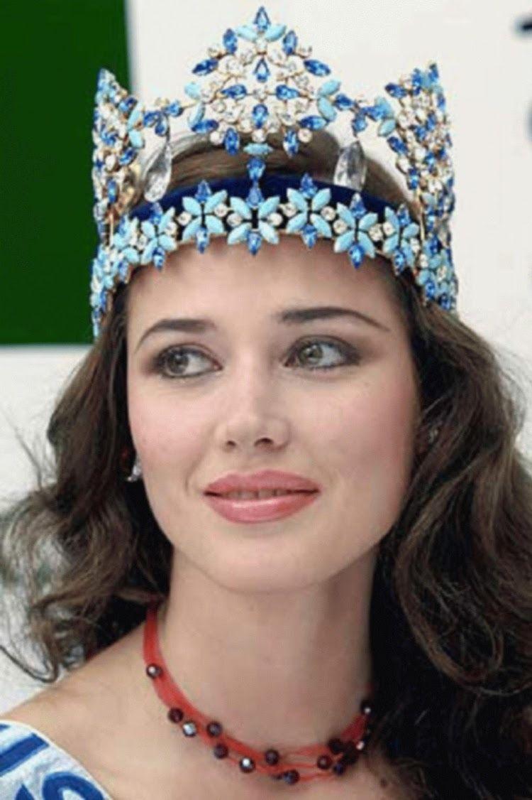 María Julia Mantilla - Miss World 2004