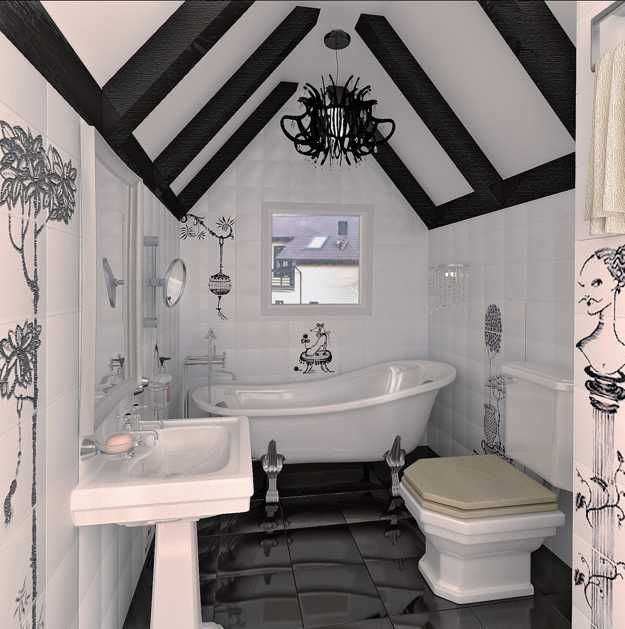 26 Modern Bathroom Design And Decorating Ideas Creating Bathrooms With  Character