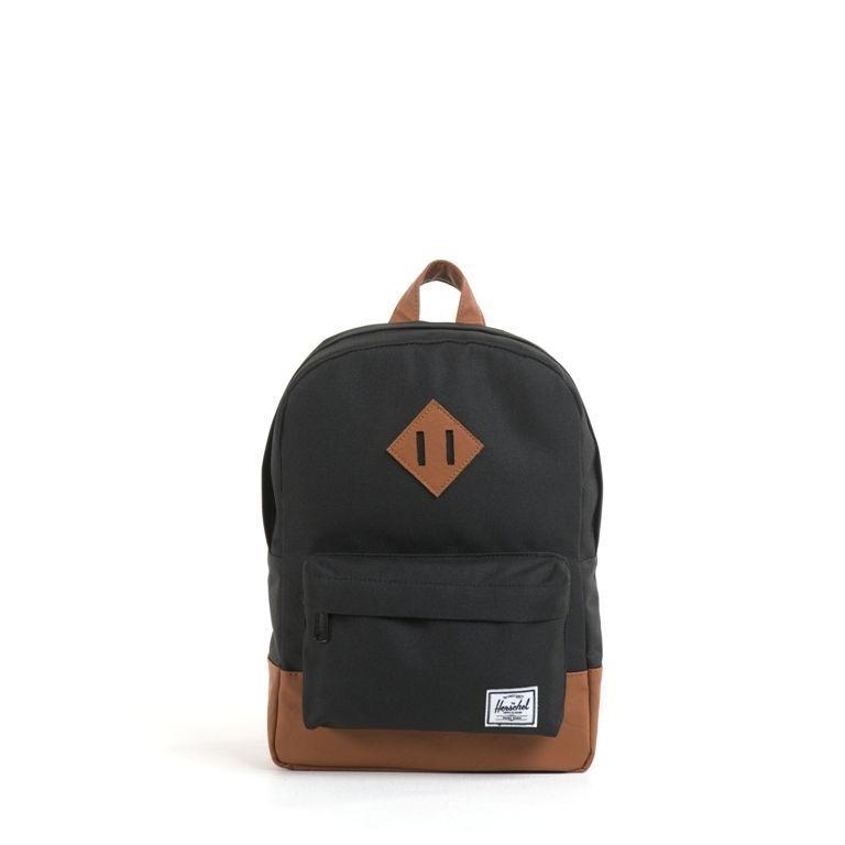 206853ac47 Kid s Heritage Backpack School Bag - Black - Just like the big people  version