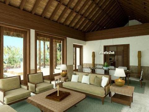 Modern Tropical Interior Design & Modern Tropical Interior Design   Tropical Home   Tropical interior ...