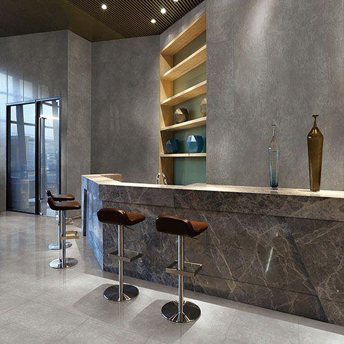 Piedra Structured Concrete Effect 120x60cm Porcelain Tile Concrete Look Tile Porcelain Wall Tile Wall Tiles