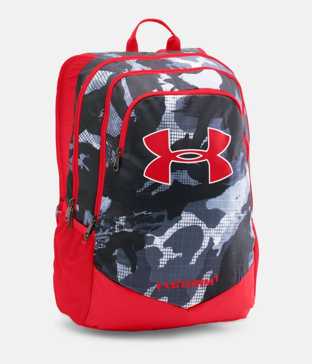 423ff846de Shop Under Armour for Boys  UA Storm Scrimmage Backpack in our Unisex-Youth  Backpacks department. Free shipping is available in US.