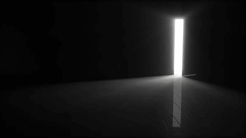 The Dark Room In 2019 Lights Black Rooms