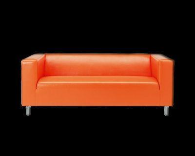 Canape Klippan D Ikea Orange Deco Colore Halloween