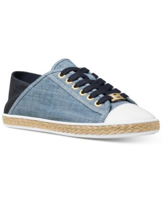 c965d763d385 MICHAEL Michael Kors Kristy Slide Lace-Up Sneakers
