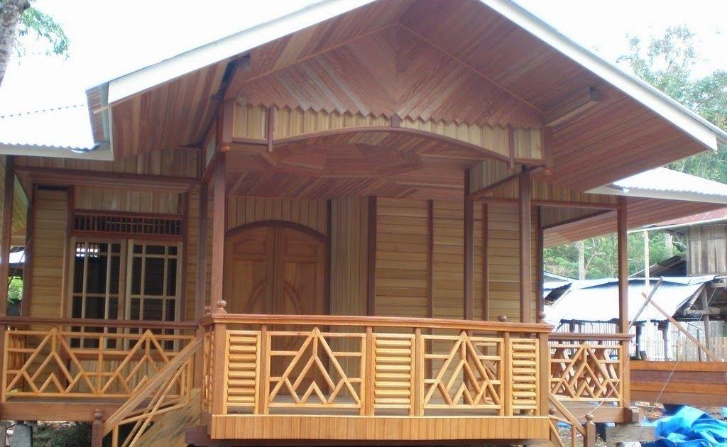 Desain Rumah Kayu Mewah Model Rumah Simple 45 Rumah Kayu Minimalis Model Sederhana Desain Modern Desain Rumah Kayu M Rumah Kayu Home Fashion Interior Rumah