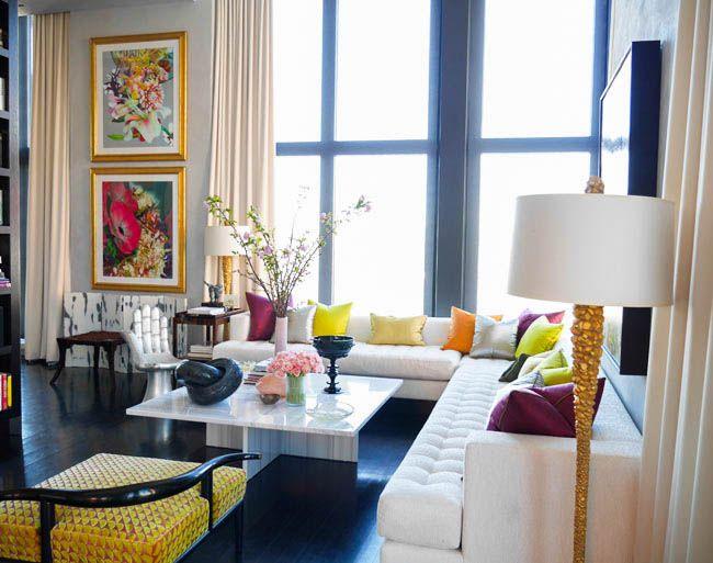 Jamie Drake S Nyc Apartment