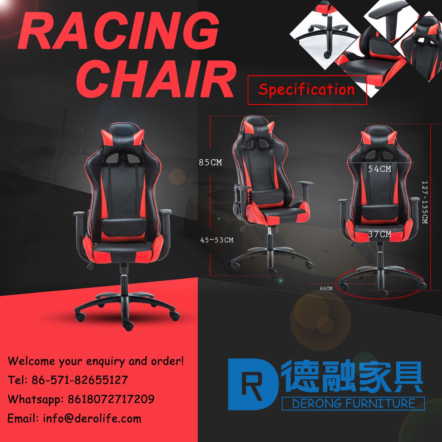 The Market Is Boiling For Racing Chairs, Especially For