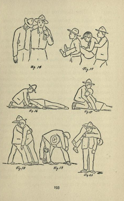 nemfrog - first aid and rescue drawings  the book of