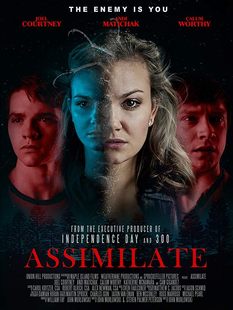 Assimilate (2019) kenzopoker.org | Cam gigandet, Fiction, Alien