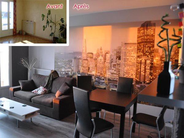 peindre son salon stunning repeindre table de jardin en plastique with peindre son salon. Black Bedroom Furniture Sets. Home Design Ideas
