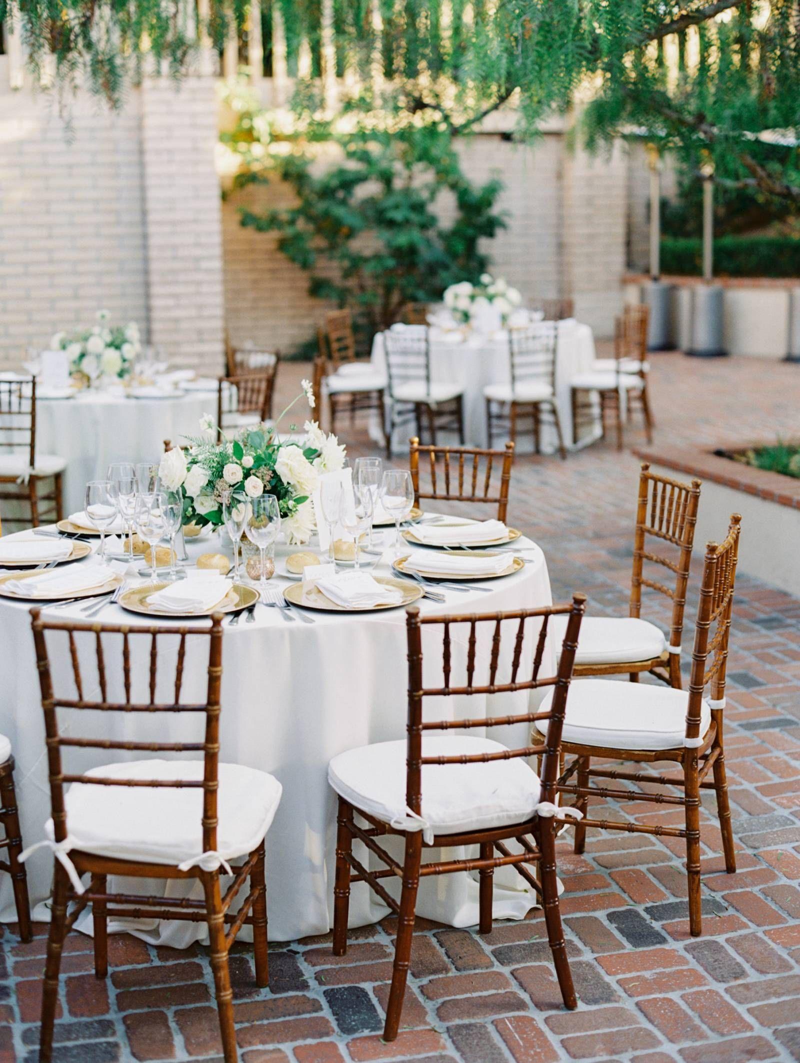 Elegant & romantic outdoor wedding in San Diego | Romantic ...