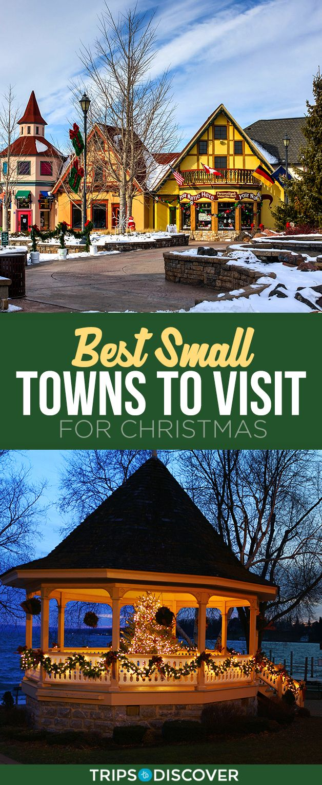 12 Charming Small Towns In The U S To Visit For Christmas In 2020 Winter Travel Destinations Christmas Travel Christmas Destinations,Blue And White Porcelain Pumpkins