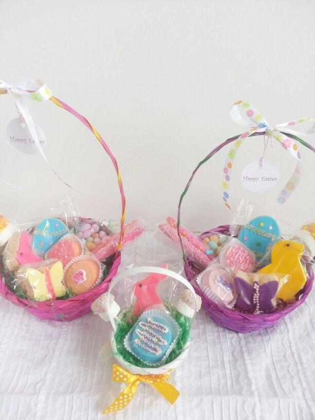Girl Easter baskets